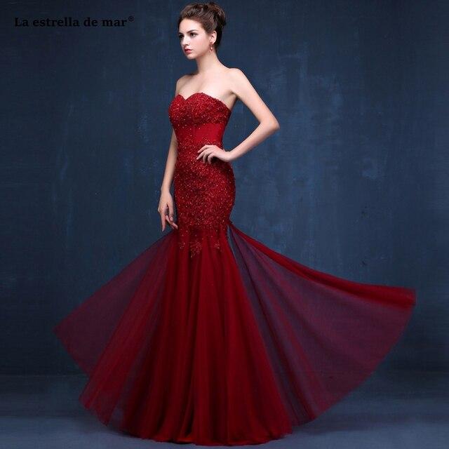 39c319e1b Vestido largo vestido para fiesta de boda para mujer 2019 nueva de encaje  sin espalda sexy