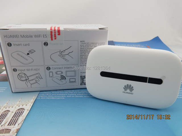 Huawei Mobile WiFi E5330Bs 2 FastBoot 5sec , factory