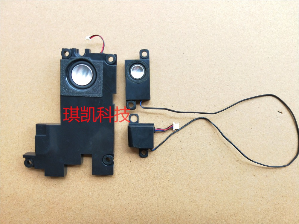Speaker Original Para Dell XPS 15 L501X L502X L701X L702X TF8VD 0TF8VD/PN57G 0PN57G Esquerda e Direita Conjunto Subwoofer alto-falantes