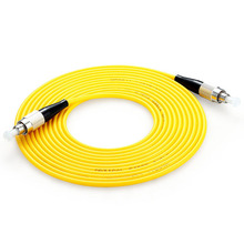 Optical fiber jumper telecommunication grade FC-FC network cable single mode core 1.5 meter 3 5 transceiver p