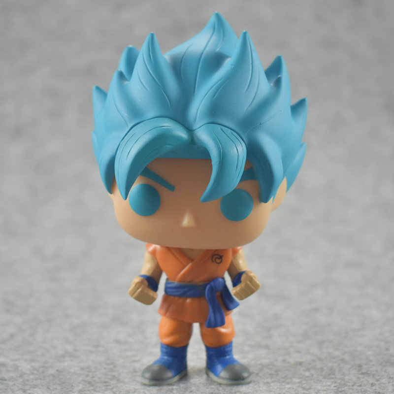 NOVO Brinquedo Dragon Ball Son Goku Figura de Ação Anime Brinquedos Para Crianças Super Vegeta Boneca Modelo Coleção Pvc Presentes de Natal