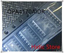 NEW  10PCS/LOT OPA4170AID OPA4170AIDR SOIC-14 IC