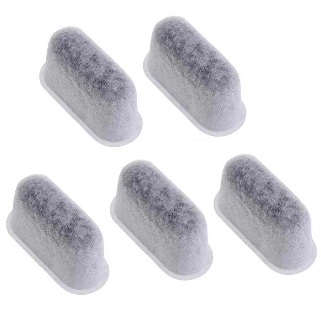 6Pcs/Pack Replacement Activated Charcoal Water Filters for Coffee Maker Machine Coffeeware