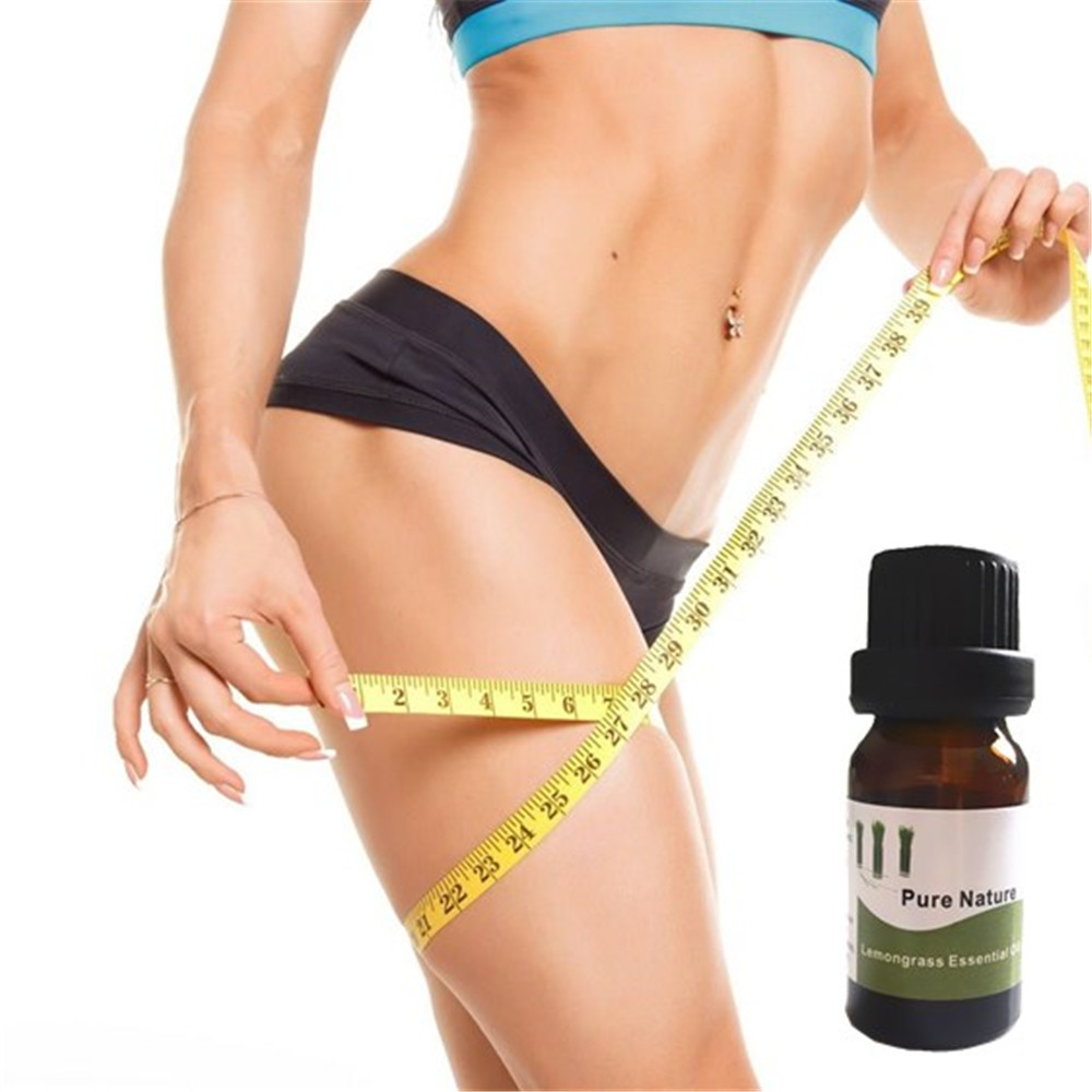Lemongrass Therapy Slimming Products Fast Lose Weight Burn Reduce Fats body essential oil 10ml
