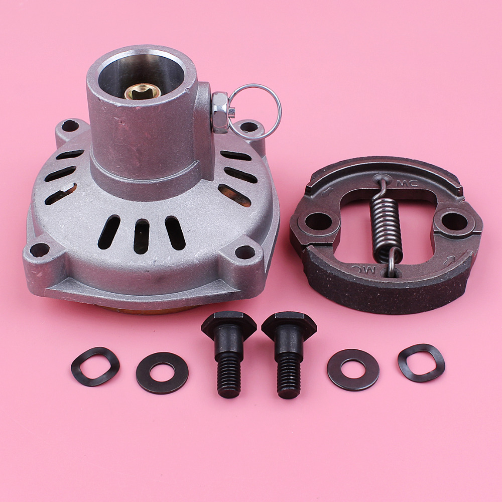 Clutch Drum Cover Bolt Wave Washer Assembly Kit For Honda GX31 GX35 GX35NT Lawn Mower Engine Motor Spare Part