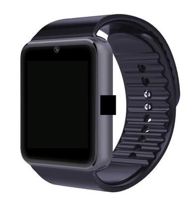 Offen 2018 Neue Analog Display Bluetooth 4,0 Smart Mann Sport Uhr Für Mann Der Android Telefon Kamera Männer Uhr Touchscreen Männer Uhren Digitale Uhren