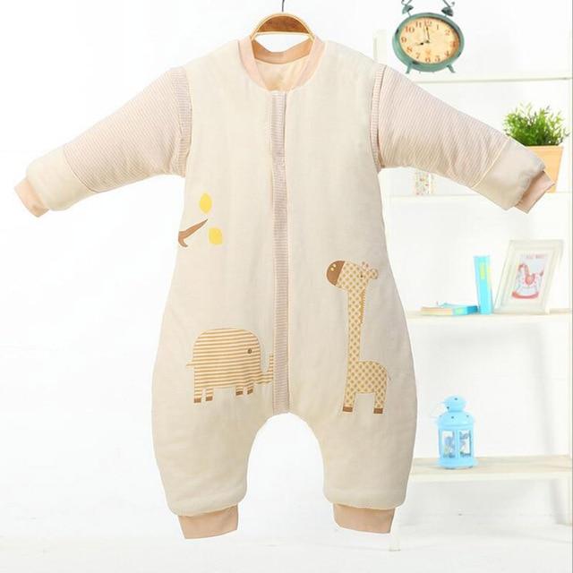 208f984a4406 Meisiney childern blanket sleepers for girls and boys Split pajamas ...
