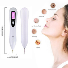 Face Skin Dark Spot Remover Laser Age Spot Pen Manual Mole Warts Freckle Tattoo Scars Removal Machine Anti-Aging Skin Care Tools new arrivals electric laser age spot pen mole scars warts freckle tattoo removal machine with lcd display