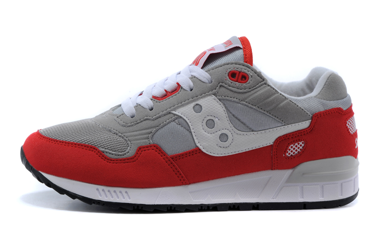 Free shipping Saucony Shadow 5000 Men's Shoes,High Quality Retro Men's Shoes Sneakers Light Grey/Red Saucony hiking shoes free shipping saucony shadow 5000 men s