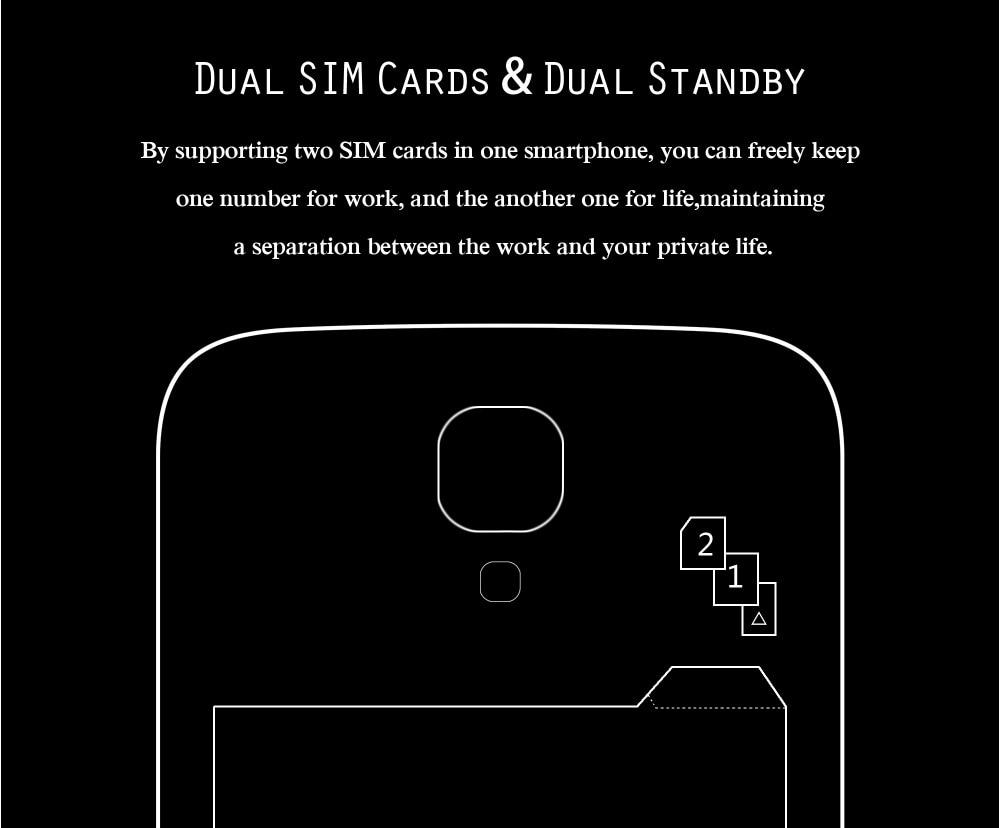 Dual  SIM  Cards  &  Dual  Standby