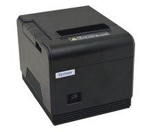 Alta calidad 80 mm impresora térmica de recibos billete de pequeña impresora de código de barras XP-Q200 impresora de la posición de corte automático shopPrinter