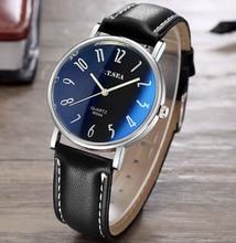 Top Luxury Fashion Brand Quartz Watch Men Women Casual Leather Dress Business Bracelet Wrist Watch Wristwatch 1201612223