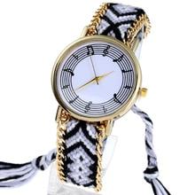 Women Music Note Hippie Watches