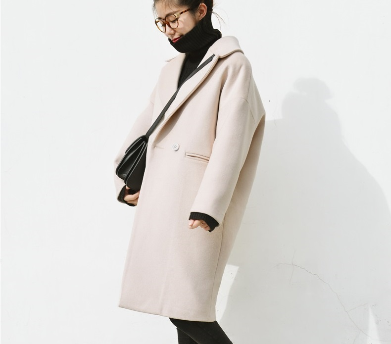 Brown-Wool-Coat-With-Pad-Lining-Warm-Thick-Casual-Long-Oversize-Overcoat-Autumn-Winter-2016-New