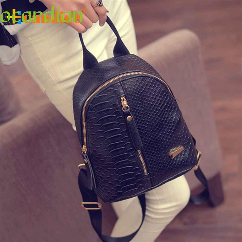 Women Leather Backpacks Schoolbags Travel Shoulder Bag drop ship backpack women leather backpacks schoolbags travel shoulder bag best gift drop ship may16 3
