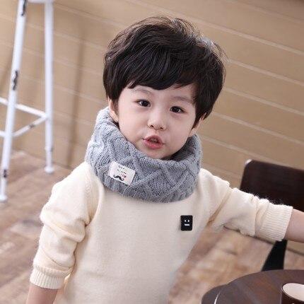 Ausdauernd Miara. L Koreanische Stil Kinder Nette Baby Bib Private Stricken Wolle Schal Warm Rollkragen Kragen Für Jungen Und Mädchen Freies Verschiffen Kaufen Sie Immer Gut