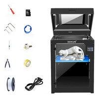 DDKUN 3D Printer Big Size Single Extruder Nozzle Hotbed New 3d printer