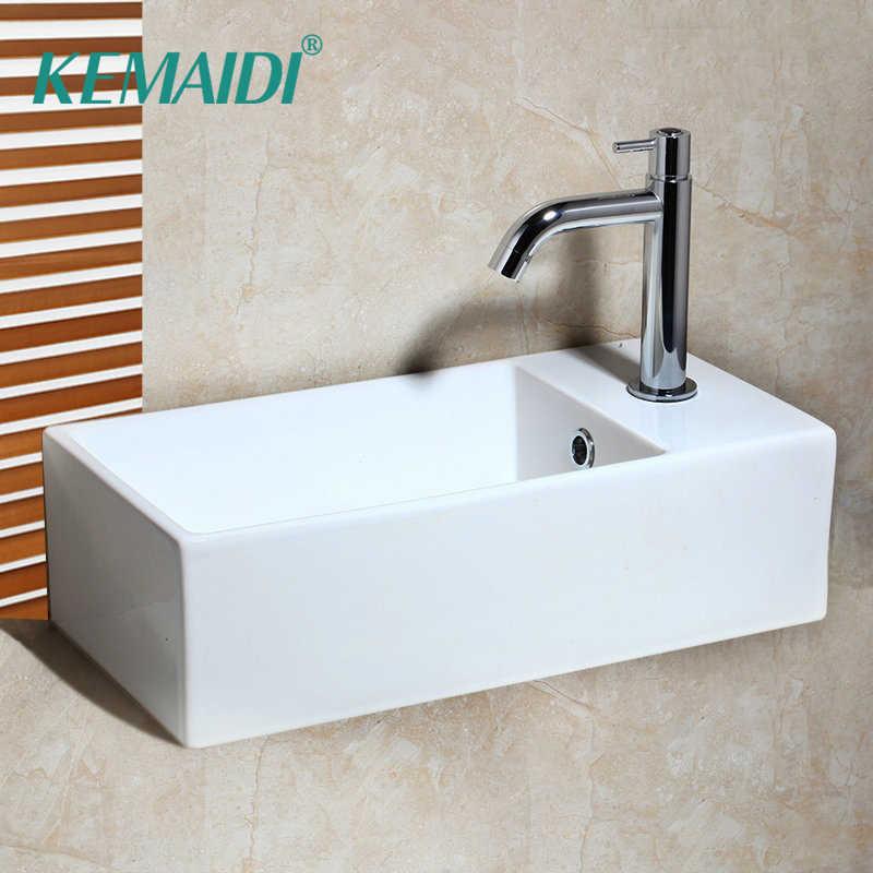 Ceramic Washbasin Vessel Lavatory Basin