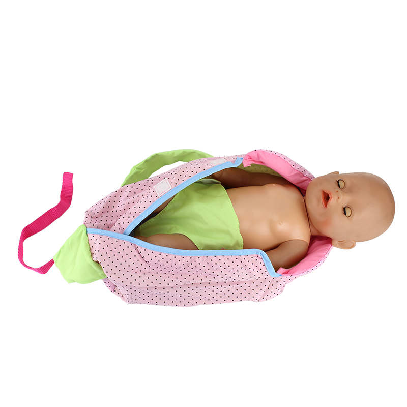 где купить Outgoing Packets Outdoor Carrying Doll Backpack Suitable for Carrying 43cm Baby Born Zapf Dolls по лучшей цене