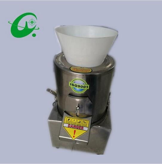50-120KG/H Multifunction Electric Stainless steel vegetable cutter slicer shredder slicing machine