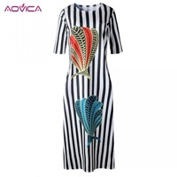 930b077b48 Aovica Hot Sale New Fashion Design Traditional African Clothing Print  Dashiki Nice Neck African Dresses For