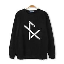 F(x) Kpop Kpop New Album 4 Walls Support Fx Hoodies Long Sleeve Shirt Amber Krystal Womens Unisex Pullover Hoodie Sweatshirt
