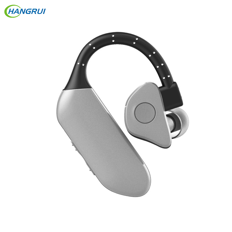 HANGRUI Q8 bluetooth earphone 4.1 Ear Hook wireless headphones Stereo handsfree Sport Headset For iphone Xiaomi Smartphone bluetooth headset stereo sound wireless bluetooth earphone bass sport in ear headphones headband handsfree for iphone pc