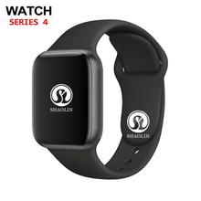 42mm Sport Smart Watch Series 4 Clock Passometer Bluetooth Connectivity For Android phone IOS apple watch iPhone 8 X Smartwatch bluetooth smart watch series 4 smartwatch case for apple ios iphone 5 6 7 8 x xiaomi android smart phone vs apple watch 4