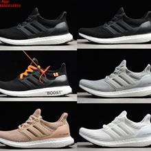 63de63cedac New Best Quality Ultra Boost 4.0 Core Primeknit Runner Fashion Ultraboost  Running Sneaker Sports Shoes For · 5 Colors Available