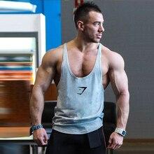 High Quality Gym Singlets Mens Tank Tops Stringer Custom Mad