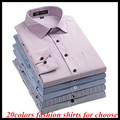 Бесплатная доставка весна осень китай поставщиком последние контрастного цвета Большой размер проверка свободного покроя рубашки QR-6005