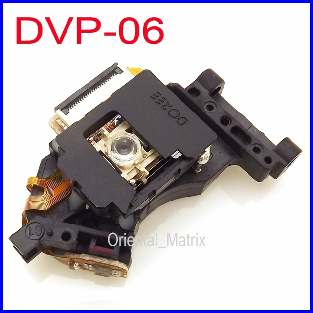 Frete Grátis Original Novo Optical Pick UP DVD EVD DVP06 DOREE DVP06 Lens Laser Optical Pick-up