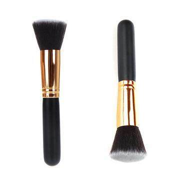 1PC Fashion Professional Flat Makeup Cosmetic Brushes Kabuki Face Nose Powder Foundation Blusher Tool Beauty Makeup Brushes