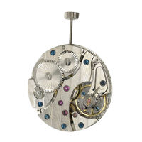 1PC Mechanical Movement for Wristwatch Winding 6497 Watch For Seagull New Movement Watch Accessories