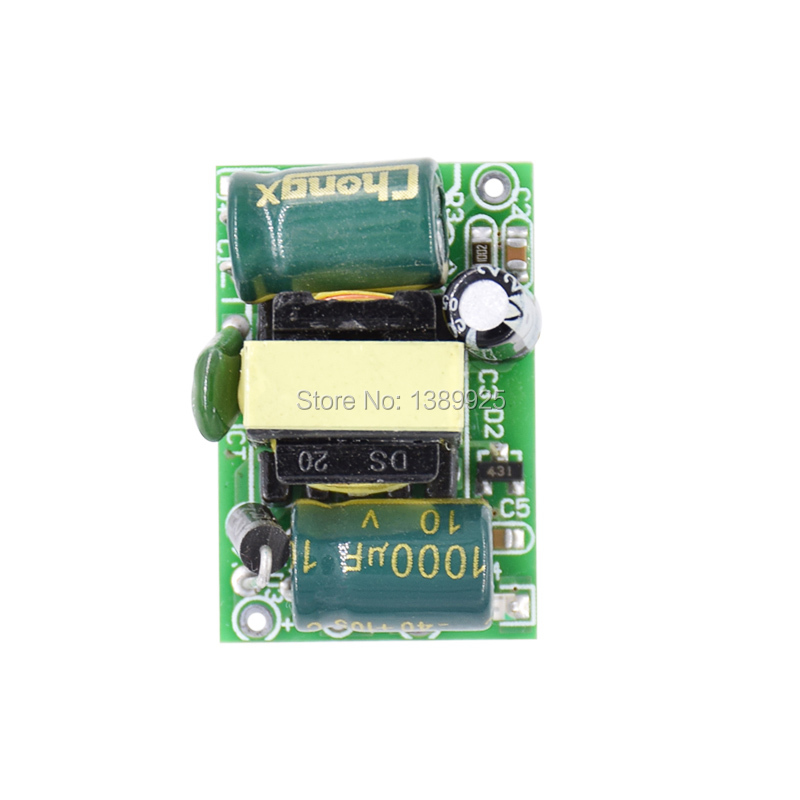 5V 700mA (3.5W) Isolated Switch Power Supply Module AC-DC Buck Step-down Module 220V Turn 5V