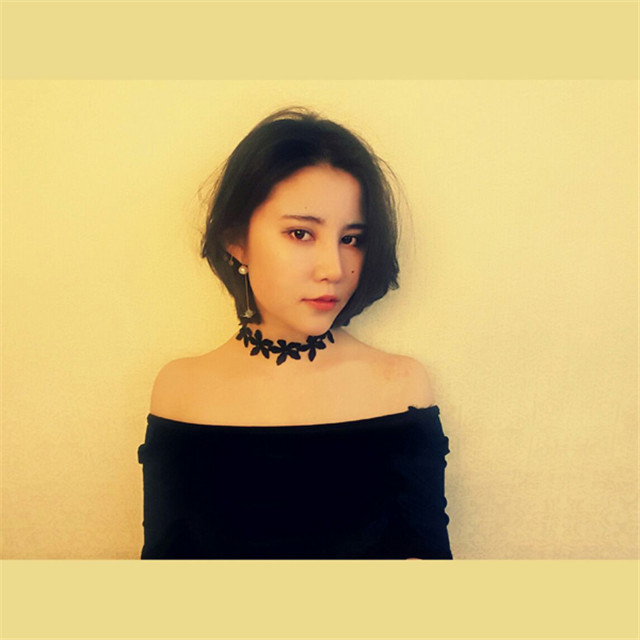vintage statement white lace choker necklace women sweet bijoux super beautiful collier black gift