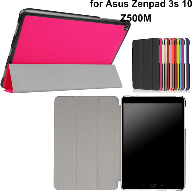Brilliant Us 3 9 22 Off Ultra Thin Pu Leather Flip Case Capa For Asus Zenpad 3S 10 Z500M Tablet Cover Fundas Holder For Asus Zenpad 3 S Z 500M In Tablets Download Free Architecture Designs Scobabritishbridgeorg