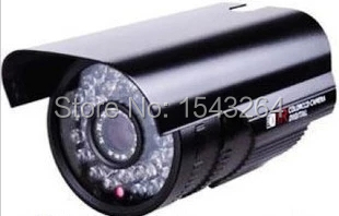 New type  best price 700TVL CMOS 36pcs IR leds Day/night waterproof indoor / outdoor  Mini CCTV bullet Camera Free Shipping free shipping 3 array leds ir outdoor cctv cmos 700tvl night vision waterproof bullet camera with bracket