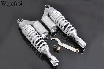 "Wotefusi 12 5/8 ""12,6"" 320mm amortiguador de suspensión de Gas de aire par para RD 350 RD 250 H2 400 [PA84]"