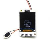 ESP32 TS V1 0 V1 2 1 44 MPU9250 TFT MicroSD Card Slot Speakers Bluetooth Wifi