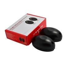 2 PCS Outdoor Active Infrared detector Hidden alarm Home security output NC NO signal blocking IR