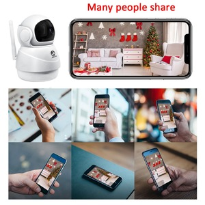 Image 5 - 1080P IP Camera Wireless Home Security Monitor Video Surveillance Camera Wifi Night Vision CCTV Camera Baby Monitor Pet Camera