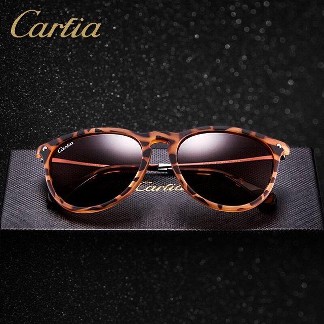 2016 Carfia brand TR new arrival vintage sun glasses 5100 resin polarized sunglasses women lunette de soleil oculos feminino