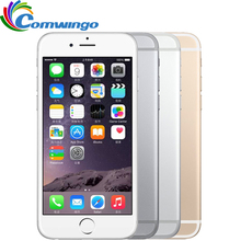 Téléphones portables Apple iPhone 6 Plus débloqués dorigine 1GB RAM 16/64/128GB ROM 5.5 IPS GSM WCDMA LTE iPhone6 plus téléphone portable utilisé