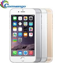 ปลดล็อก iPhone ของ Apple 6 Plus โทรศัพท์มือถือ 1GB RAM 16/64/128GB ROM 5.5 IPS GSM WCDMA LTE iPhone6 PLUS มือถือโทรศัพท์