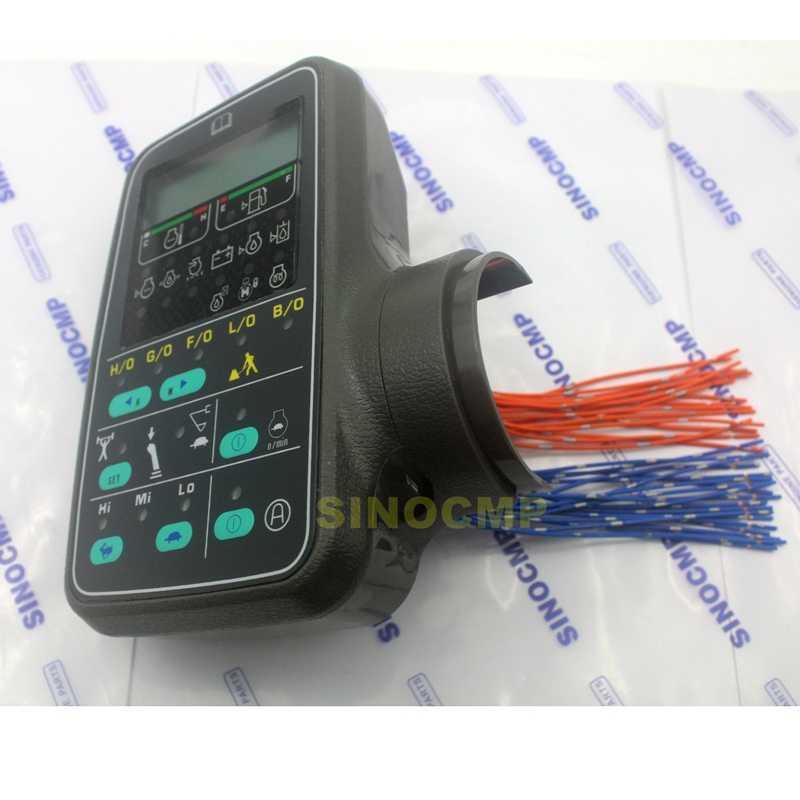 Pc200-6 pcモニターコネクタケーブル用小松6d102ショベル、3ヶ月保証