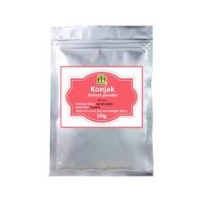50-1000g,Konjac Extract Powder,slimming dietary fiber,konjak root powder/Mo Yu,glucomannan powder,Nutrition supplement