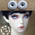 1Pair Acrylic Doll Eyes 12MM 14MM 16MM BJD Eyes  Doll Accessories For BJD