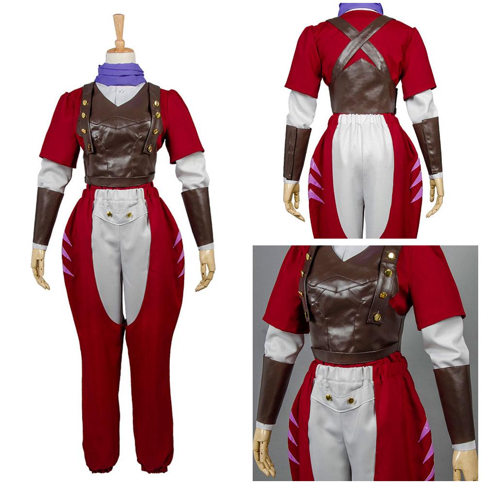 JoJos Bizarre Adventure movie Dio Brando Cosplay Costume Christmas ...