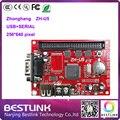 Привело плату управления для p10 светодиодная вывеска zhognhang 256*640 пикселей Ж-U5 led контроллер карты с USB порт одного светодиодная вывеска